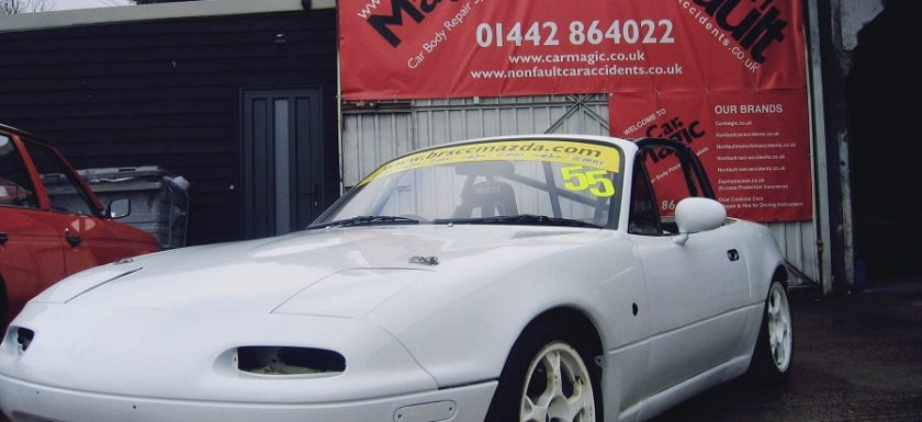 Car Magic Respray