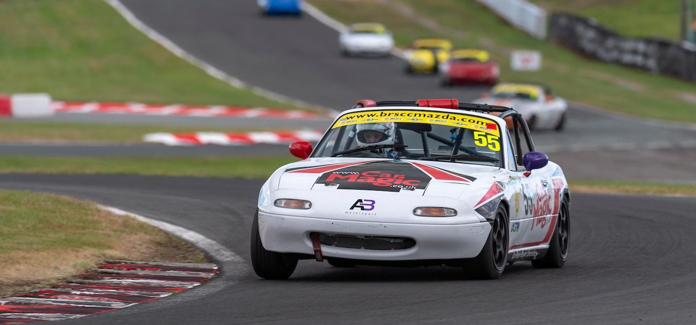 Oulton Park BRSCC Mazda MX-5