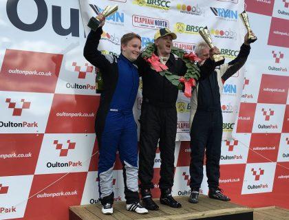 Oulton Park BRSCC Mazda MX-5 Championship