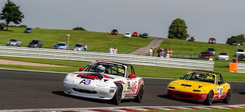 BRSCC MX-5 Championship Oulton Park 2019