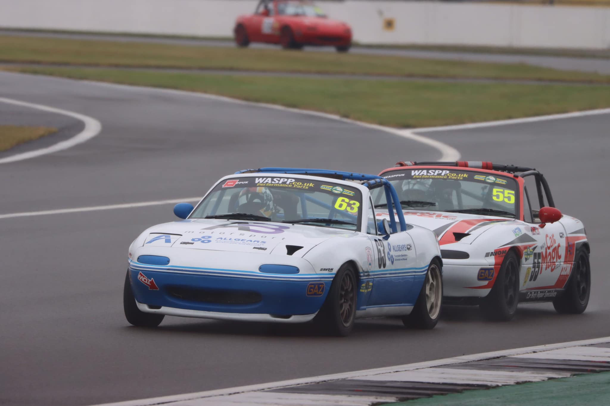 Silverstone chasing Ollie