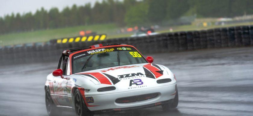 2021 BRSCC Croft MX5 Championship