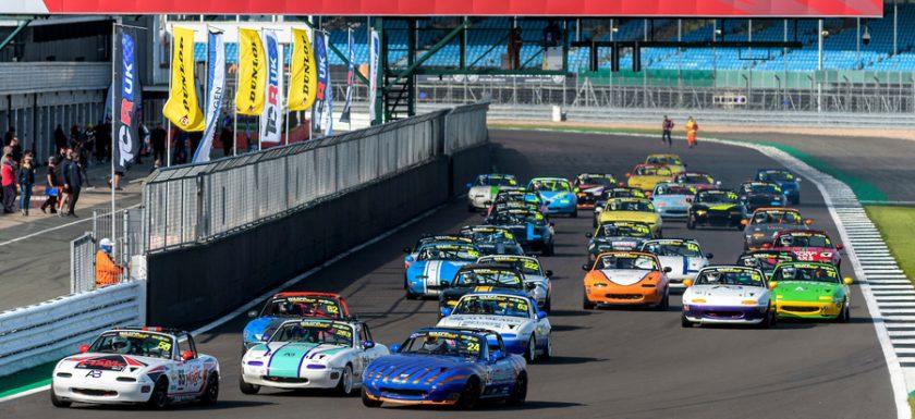 BRSCC Mazda MX-5 Championship - Silverstone 2020